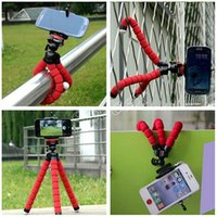 Mobile Phone Holder Flexible Octopus Tripod Universal Stand ...