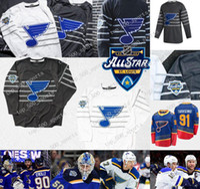 2020 All-Star Vladimir Tarasenko Jersey St. Louis Blues Brayden Schenn Alex Pietrangelo Binnington Colton Parayko David Perron Ryan O'Reilly