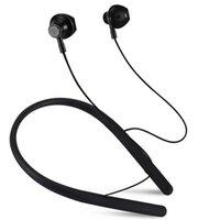 새로운 M20 무선 헤드폰 5.0 블루투스 이어폰 스포츠 블루투스 스테레오베이스 뮤직 헤드셋은 삼성 아이폰 화웨이에 대한 Sweatproof