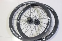 50MM عجلات الكربون الفاصلة 700C الدراجة الطريق دراجة الكربون كامل العجلات
