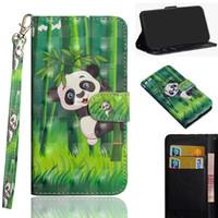 Étui de luxe Flip Wallet Pour Xiaomi Pocophone F1 Livre Flip Style Pu En Cuir Mobile Téléphone Cas Pour Pour Xiaomi Mi 8 SE 5X 6X A1 A2 Lite Max 2