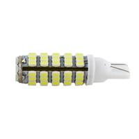 4ピースホワイトT10 W5W 1206 68 SMD LEDクリアランスライトカーサイドウェッジライトランプ電球194 927 161 168 12V DC