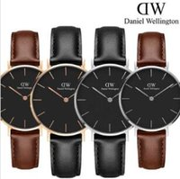 2019 DW WATCH Daniel Wellington watches men luxury quartz dw...