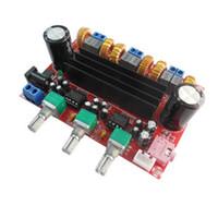 50W * 2 + 100W 2.1 canali digitali Subwoofer Amplificatore Consiglio TPA3116D2 3D08