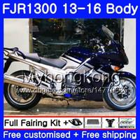 Stock blue new Body For YAMAHA FJR1300A FJR1300 13 FJR-1300 13 14 15 16 247HM.29 FJR-1300A FJR1300 A FJR 1300 2013 2014 2015 2016 Fairings