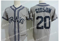 Cheap wholesale New Josh Gibson Homestead Grays Jerseys! Siz...