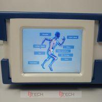 الهوائية آلة الخارجة من العلاج موجة صدمة لعدم القدرة على الانتصاب ED التهاب اللفافة الأخمصية كعب علاج الألم 8 بار خطوة 0.5