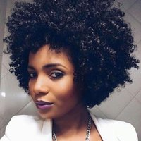 Hot selling fashion short hair wig 12 inch three colors Afro...