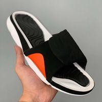 Designer Slides Basketball Hausschuhe Männer Flip-Flops Frauen Sandalen Atmungsaktive Schuhe Party Strand Sandalen Freizeitschuhe Mit BOX SZ US 11