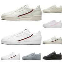 Hot Calabasas Powerphase Grau Continental 80 Freizeitschuhe Pink Blau Core Schwarz OG Weiß Damen MensTrainer Sports Sneakers 36-45