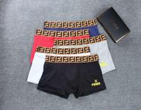 Primera marca de los hombres de la ropa interior atractiva de la manera para hombre de los boxeadores de la ropa interior de los hombres Boxer Corto Masculino Cueca de lujo masculino Calzoncillos bragas calzoncillos ewrfefwq