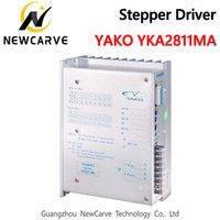 Original YAKO YKA2811MA Stepper Driver Engine 60 -110VAC 8A For CNC Router NEWCARVE