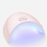 LED Lâmpada UV Indução Indução Gel Nail Secador Manicure Ferramenta Máquina Seca para Tudo Curing Nail Gel USB Conector Beleza Hha135