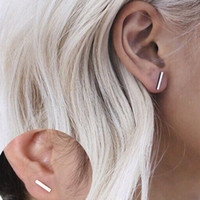 Fashion Graceful Alloy Earrings Ear Ring Combination Of Simp...