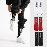 Moda Harajuku Erkekler Pamuk Çorap Kadınlar Çift Streetwear Hip Hop Ins Harf Çorap Casual Renkli Yenilikçi Kaykay Mutlu Çorap