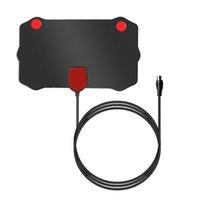 الهوائي التلفزيون داخلي الرقمية 1080 وعاء HD HDTV Antena DVB-T / T2 DVB T / T2 DVBT2 كابل UHF VHF DTV هوائيات الهوائية