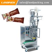 Wielofunkcyjna automatyczna czekolada Cukierki Formularz Pionowy Maszyna do wypełnienia 1G ~ 100G Sprzęt do pakowania ziarna