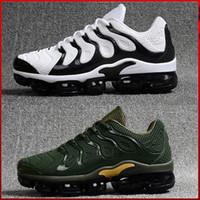 buy popular 50f92 e987e Nike TN plus vapormax air max airmax 2018 Nuevos zapatos casuales Ocio  Hombres TN Zapatos tns
