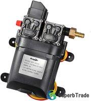 12VDC pompa dell'acqua dolce 7,5 l / min 2 GPM 100 PSI regolabile a membrana autoadescante spruzzatore con interruttore di pressione per camper Camper Marine