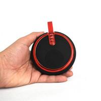 2021 Популярные горячие продажи Round Wireless Speaker Bluetooth Radio FM портативный ремень Bike Mount MP3 Boombox Caixa de SOM ALTO FALANTE VS CLIP BT