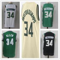 fa56e02f3b7 Wholesale ray allen jersey online - Giannis Antetokounmpo Ray Men s Allen  Basketball Jerseys New season