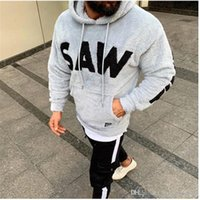 SAW Printed Mens Fleece Jacket Designer TIME OF CHOOSE Fashi...