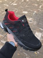 The atmos Thunder Bred Running shoes OREO Runner Primeknit O...