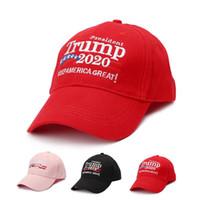 Trump 2020 Бейсбол Hat Мода Вышивка Письма Держите американского Большого Cap Свободного Открытого Путешествия Пляж Sun Hat LJJ_TA1261