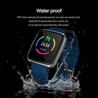 Smart watch IP67 Waterproof Fitness Tracker Heart Rate Monit...