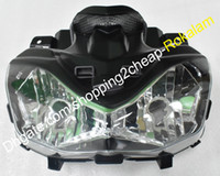 Фара Фара для Kawasaki Z900 2017 2018 2019 Z 900 17 18 19 Глава Передний Свет лампы частей Aftermarket мотоциклов