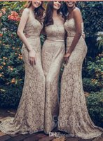 Mermaid lace Sweetheart Camo Bridesmaid Dresses Simple Designs Long Sexy African Nigerian Lace Dress 2018 Party Prom Dresses