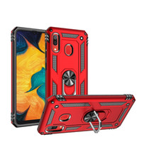 10PCS 아이폰 (11) 프로 맥스 MOTO LG 삼성 구글 원 플러스 갑옷 상사 안티 - 가을 보호 링 브라켓 셀 휴대 전화 케이스 커버