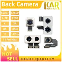 1 шт. Оригинал Испытаны Хорошо задняя задняя камера с флэш-модулем Датчик сгибания Flex Cable для iPhone 11 11 Pro X XR XS 5 5S 5C SE 6 6S 7 8 PLUS XS MAX