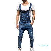 NIBESSER Jeans Hommes Jeans Hommes Ripped Jean Homme manches Tenues Distressed Denim Pantalons Jarretière Streetwear Vaqueros Hombre