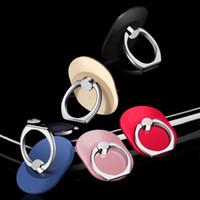 البنصر خاتم حامل الهاتف الخليوي حلقة قوس كسول حلقة مشبك الهاتف المحمول قوس 360 درجة حامل حامل ل العالمي المحمول