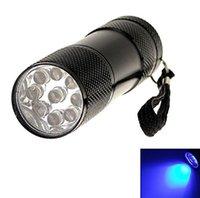 Led 빛 시리즈 4 색 토치 손전등 (9) LED 토치 300LM 미니 LED 손전등 램프 3AA 배터리 전원 토치 하이킹 캠핑