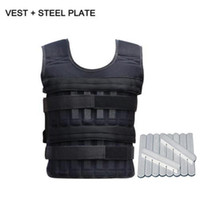Loading Weighted Vest For Boxing Training Workout Fitness Eq...