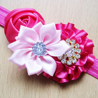 Hot New Baby Girl Headbands Elastic Children Hair Accessorie...