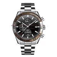 2019 Новые мужские часы кварцевые Водонепроницаемый Автоматическая Дата циферблатом Мужские часы Top Brand швейцарские часы часы Мужчины спорта Фитнес-часы