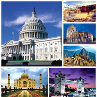Puzzle 1000 Pieces Landscape Pattern Pictures Adult Puzzles ...
