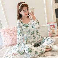 Women Pajamas Set Sling Satin Silk Pajamas 3 Pieces Sleepwea...