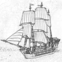 22001 Imperial Flagship Building Blocks Набор Пираты парусный корабль DIY Модель Кирпичи Совместимость с 10210
