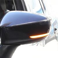 الجانب الجانبي مرآة الرؤية الخلفية متسلسل الوامض led التالية تتحرك أضواء بدوره إشارة ديناميكية مصباح رحلة لمازدا cx3 cx-4 cx5 cx-5