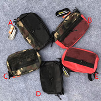 Sup Shoulder Bag Messenger Bag Letter Fanny Pack Men Hip Hop...