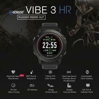 Zeblaze VIBE 3 HR intelligent Montre de fréquence cardiaque Tracker Fitness montre étanche sport