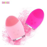 Face Clean Mini Electric Spa Massage Brush Beauty Soft Deep ...