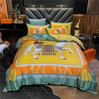 2020 New arrival best summer bedding sets 60s satin long- sta...