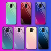Un PCS cas nouvelle mode Samsung Galaxy 10 plus S10 E S9 S8 A6 A7 A10 A30 40 50 70 J 4 J 6 Plus M20 Cover Ready Stock