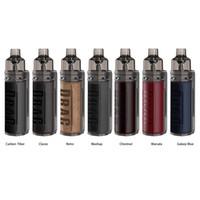 Original Voopoo Drag S Kit E Zigarette 2500mAh Eingebaute Batterie 4,5ml VAPE-Kassetten 100%