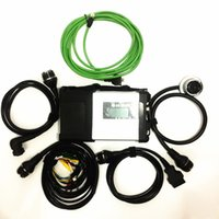 2020 Hot venda MB Estrela C5 sd connect ferramenta de scanner carro C5 mux SD diagnóstico Ligue Compact 5 Ferramenta de diagnóstico com a função Wi-Fi